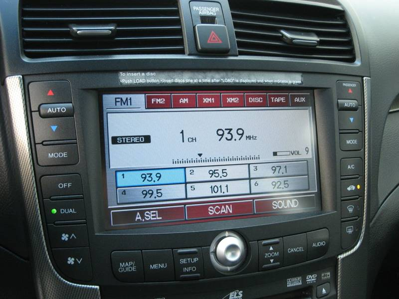 2007 Acura Tl Types 4dr Sedan 5a In Chantilly Va Auto Salesrhchantillyautosales: 2007 Acura Tl Radio Nd At Gmaili.net