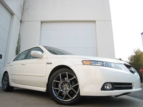 2007 Acura TL for sale at Chantilly Auto Sales in Chantilly VA