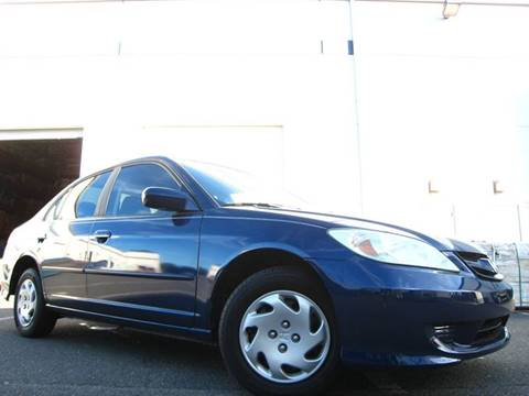 2004 Honda Civic for sale at Chantilly Auto Sales in Chantilly VA