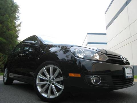 2013 Volkswagen Golf for sale at Chantilly Auto Sales in Chantilly VA