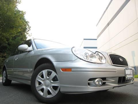 2005 Hyundai Sonata for sale at Chantilly Auto Sales in Chantilly VA