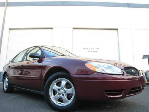 2006 Ford Taurus for sale at Chantilly Auto Sales in Chantilly VA