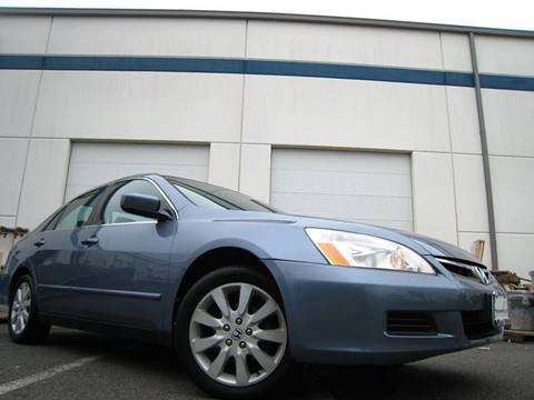 2007 Honda Accord for sale at Chantilly Auto Sales in Chantilly VA