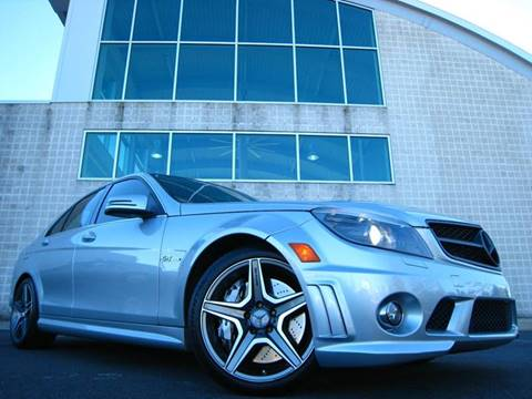 2010 Mercedes-Benz C-Class for sale at Chantilly Auto Sales in Chantilly VA