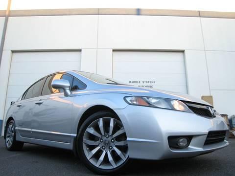 2011 Honda Civic for sale at Chantilly Auto Sales in Chantilly VA