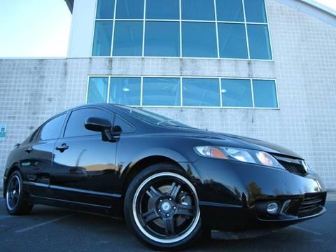 2010 Honda Civic for sale at Chantilly Auto Sales in Chantilly VA