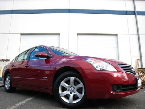2007 Nissan Altima Hybrid for sale at Chantilly Auto Sales in Chantilly VA