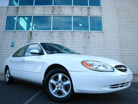 2001 Ford Taurus for sale at Chantilly Auto Sales in Chantilly VA