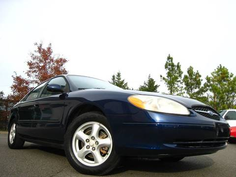 2002 Ford Taurus for sale at Chantilly Auto Sales in Chantilly VA