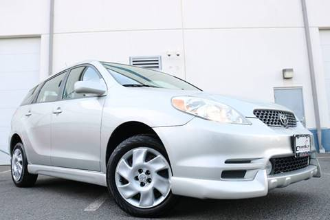 2004 Toyota Matrix for sale at Chantilly Auto Sales in Chantilly VA