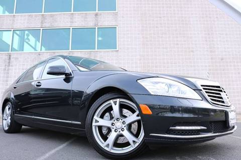 2011 Mercedes-Benz S-Class for sale at Chantilly Auto Sales in Chantilly VA