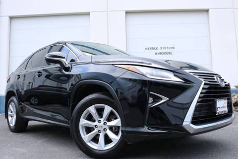 2016 Lexus RX 350 for sale at Chantilly Auto Sales in Chantilly VA