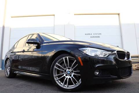 2016 BMW 3 Series for sale at Chantilly Auto Sales in Chantilly VA