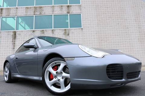 2004 Porsche 911 for sale at Chantilly Auto Sales in Chantilly VA
