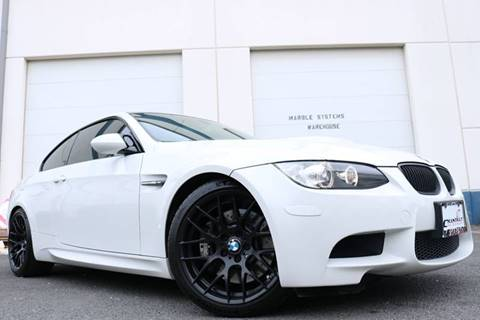2009 BMW M3 for sale at Chantilly Auto Sales in Chantilly VA