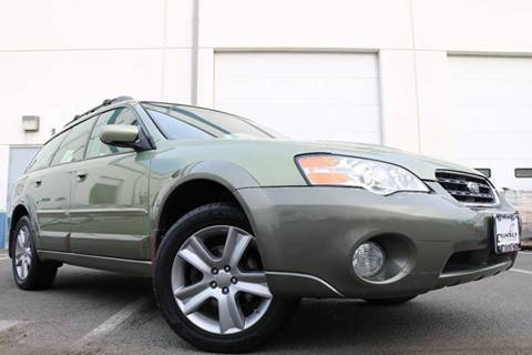 2007 Subaru Outback for sale at Chantilly Auto Sales in Chantilly VA