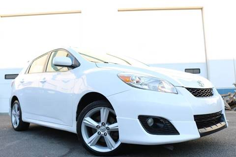 2010 Toyota Matrix for sale at Chantilly Auto Sales in Chantilly VA