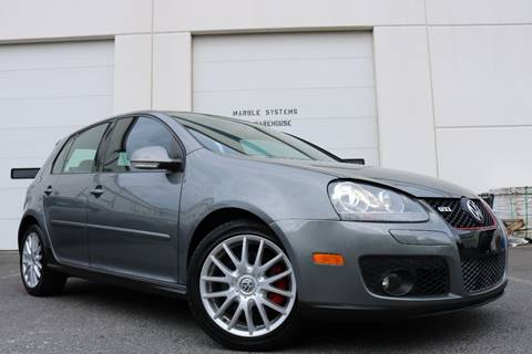 2007 Volkswagen GTI for sale at Chantilly Auto Sales in Chantilly VA