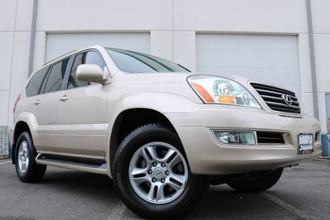 2006 Lexus GX 470 for sale at Chantilly Auto Sales in Chantilly VA