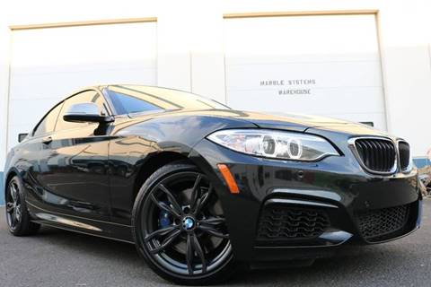 2016 BMW 2 Series for sale at Chantilly Auto Sales in Chantilly VA