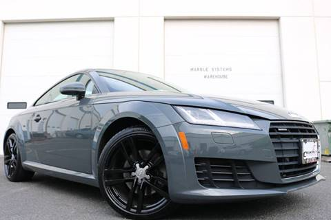 2016 Audi TT for sale at Chantilly Auto Sales in Chantilly VA