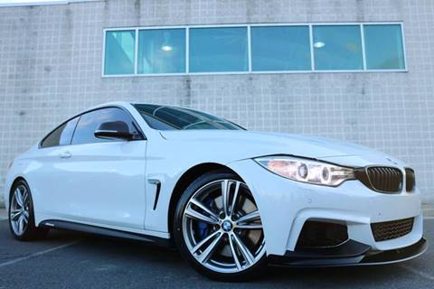 2014 BMW 4 Series for sale at Chantilly Auto Sales in Chantilly VA