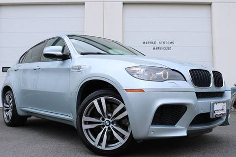 2010 BMW X6 M for sale at Chantilly Auto Sales in Chantilly VA