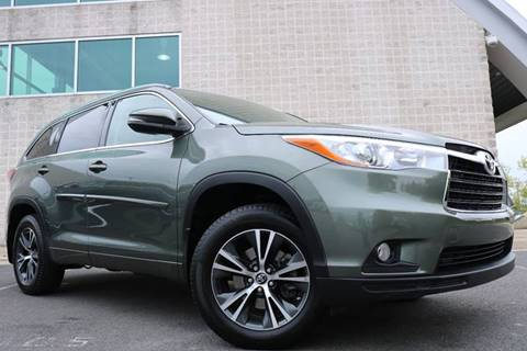 2016 Toyota Highlander for sale at Chantilly Auto Sales in Chantilly VA