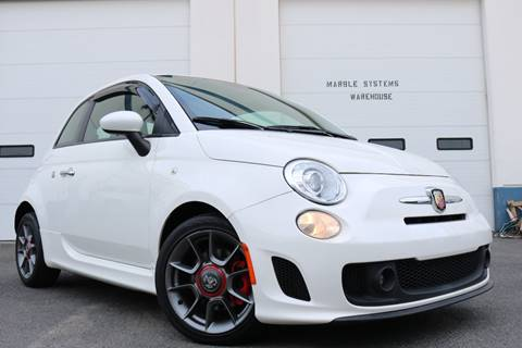 2015 FIAT 500 for sale at Chantilly Auto Sales in Chantilly VA