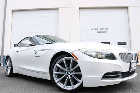 2012 BMW Z4 for sale at Chantilly Auto Sales in Chantilly VA