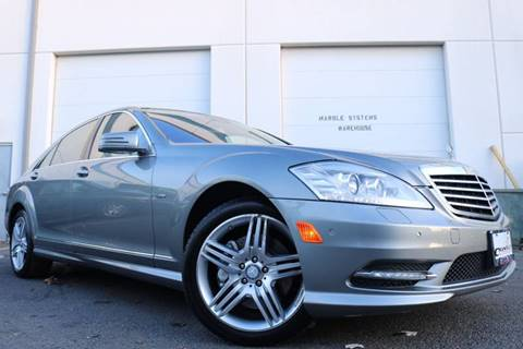 2012 Mercedes-Benz S-Class for sale at Chantilly Auto Sales in Chantilly VA