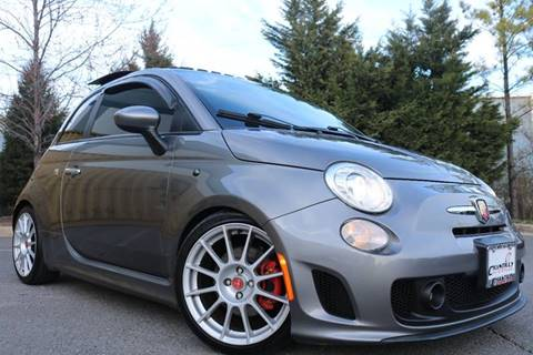 2012 FIAT 500 for sale at Chantilly Auto Sales in Chantilly VA