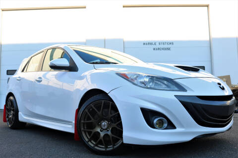 2012 Mazda MAZDASPEED3 for sale at Chantilly Auto Sales in Chantilly VA