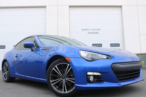 2015 Subaru BRZ for sale at Chantilly Auto Sales in Chantilly VA