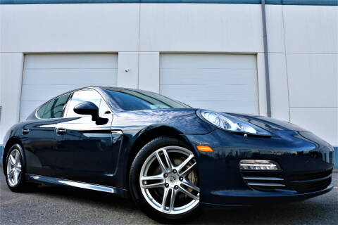 2010 Porsche Panamera for sale at Chantilly Auto Sales in Chantilly VA