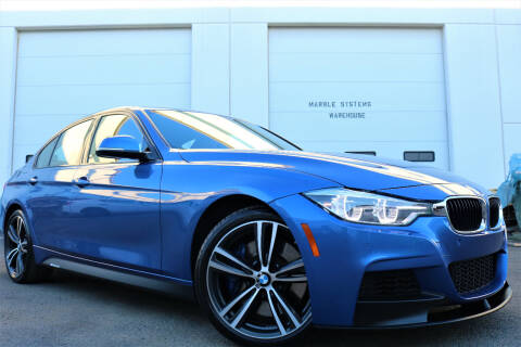 2017 BMW 3 Series for sale at Chantilly Auto Sales in Chantilly VA