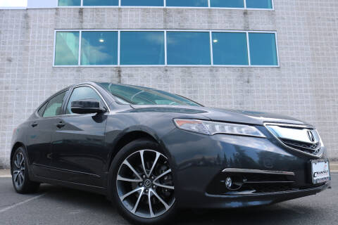 2016 Acura TLX for sale at Chantilly Auto Sales in Chantilly VA