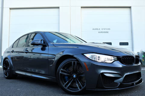 2015 BMW M3 for sale at Chantilly Auto Sales in Chantilly VA