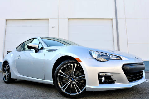 2013 Subaru BRZ for sale at Chantilly Auto Sales in Chantilly VA
