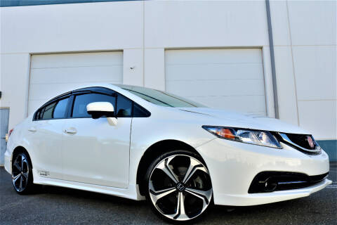 2014 Honda Civic for sale at Chantilly Auto Sales in Chantilly VA