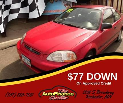 1997 Honda Civic for sale in Rochester, MN