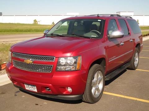 2012 Chevrolet Suburban for sale in Rochester, MN