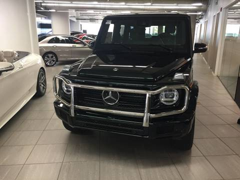 2019 Mercedes-Benz G-Class for sale in Chicago, IL