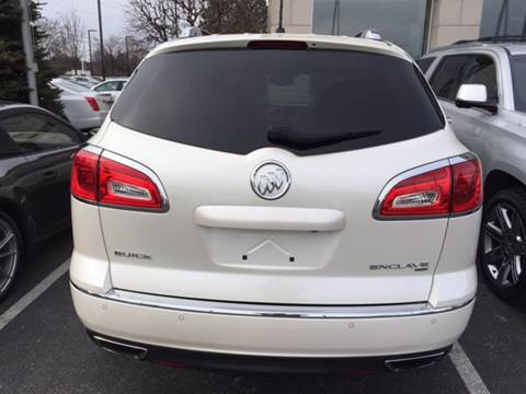 2014 Buick Enclave for sale at E-CarsDirect.Com in Chicago IL
