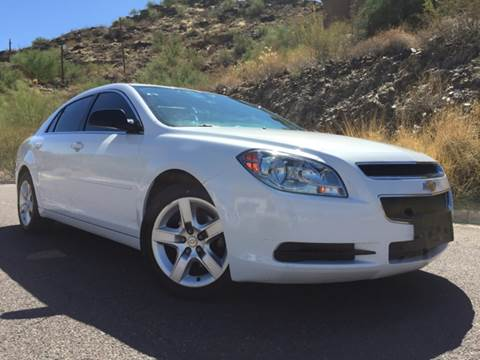 2012 Chevrolet Malibu for sale in Phoenix, AZ