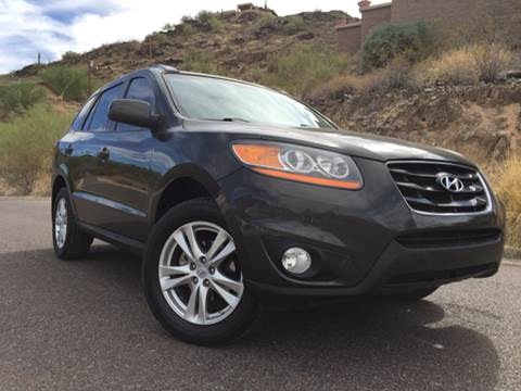 2010 Hyundai Santa Fe for sale in Phoenix, AZ