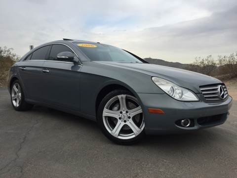 2006 Mercedes-Benz CLS for sale at BUY RIGHT AUTO SALES in Phoenix AZ