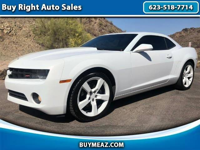 2010 Chevrolet Camaro for sale at BUY RIGHT AUTO SALES in Phoenix AZ
