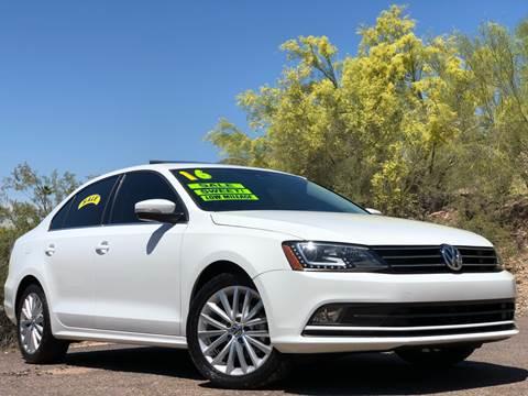 2016 Volkswagen Jetta for sale in Phoenix, AZ