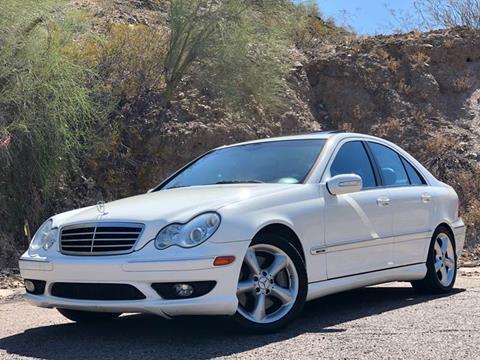 2006 Mercedes-Benz C-Class for sale in Phoenix, AZ